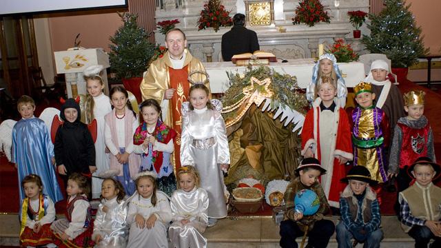 Christmas Plays For Kids.Nativity Play Catholicireland Netcatholicireland Net