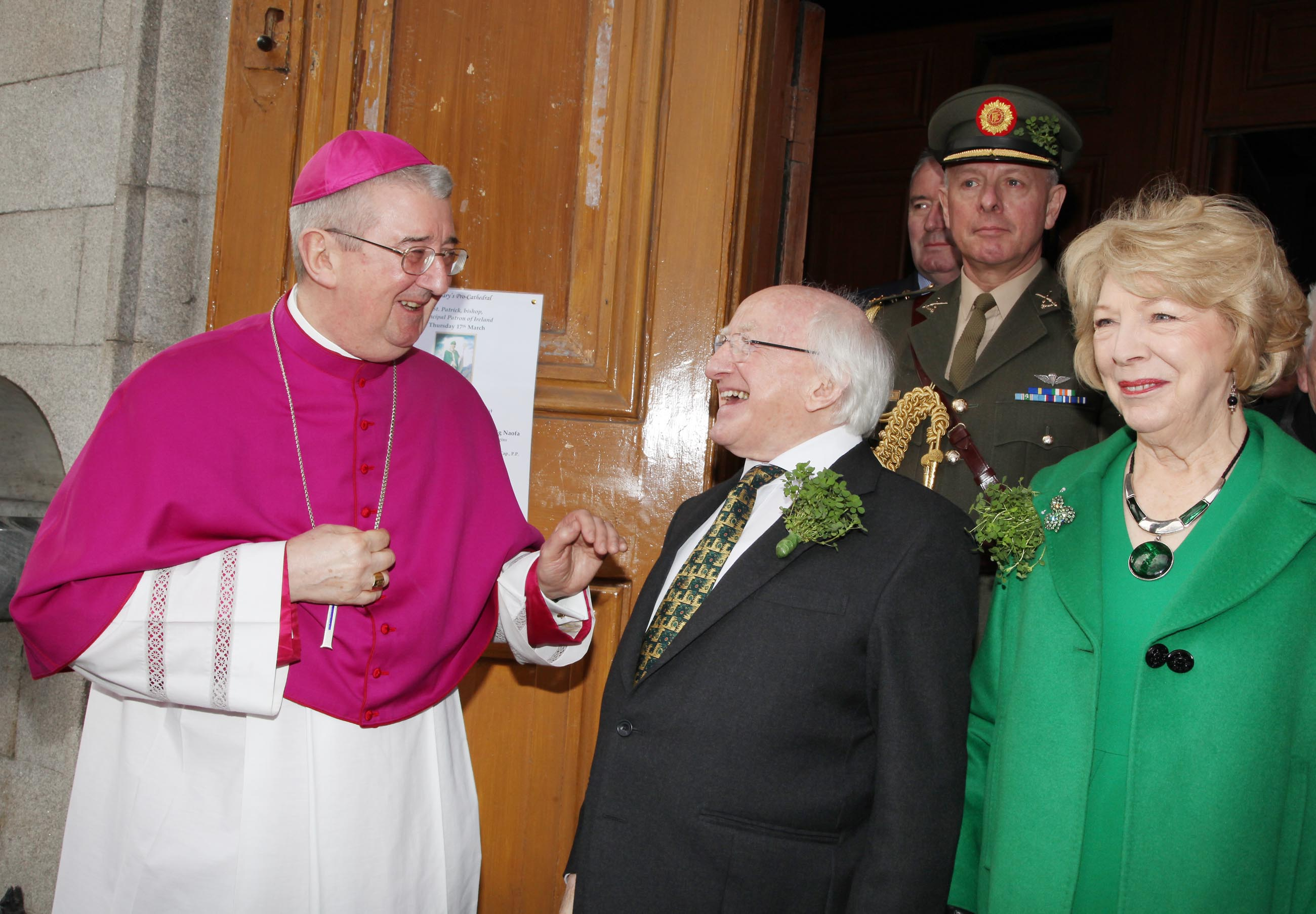 Fr Bryan Shorthall OFM Cap Archives - Catholicireland