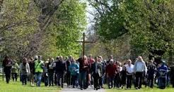 Good Friday: Way of the Cross - 12.00noon-Phoenix Pk @ Wellington Monument, Phoenix Park | County Dublin | Ireland