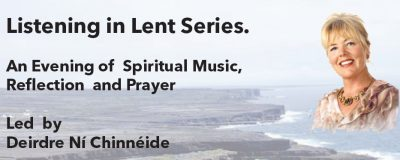 Listening in Lent Series @ Various | 0