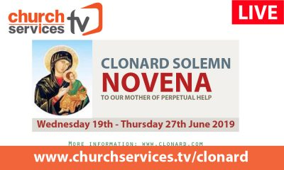 Clonard Novena 2019 @ Clonard Monastery | Belfast | Northern Ireland | United Kingdom