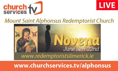 Novena - Redemptorists Limerick, St Mount Alphonsus @ Redemptorists Limerick, St Mount Alphonsus | Esopus | New York | United States
