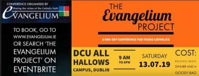 The Evangelium Project @ DCU All Hallows Campus, Dublin 9