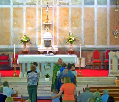 Online daily mass: Swinford Parish @ Our Lady Help of Christians, Swinford Parish