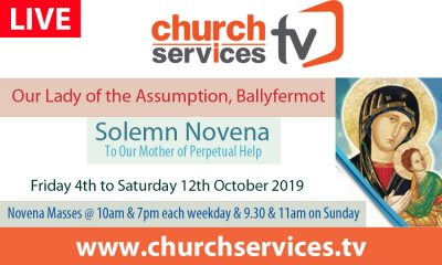 Novena in Ballyfermot, Our Lady of the Assumption @ Church of Our Lady of the Assumption